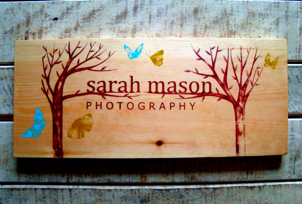 sarah sign oak