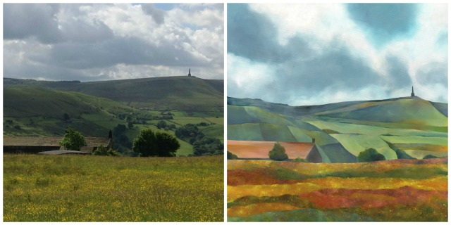 stoodley pike collage