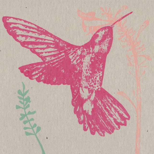 spread your wings card blog