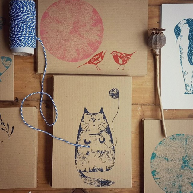 postcard blog