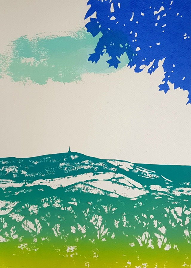 stoodley pike blog screenprint